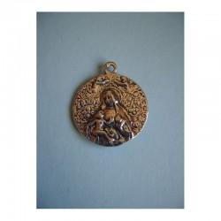 Medalla Virgen de la  Cinta...