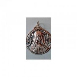 Medalla Virgen María...