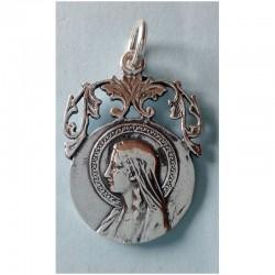 Medalla Virgen María Orla...
