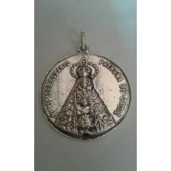 Medalla Virgen del Rosario...