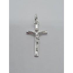 Cruz con Cristo de cuelgue...
