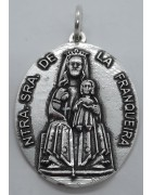 Medalla Nuestra Sra de la Franqueira de Galicia