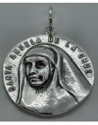 Medalla Santa Angela