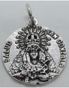 Medalla de Ntra Sra de la Salud de San Gonzalo de Sevilla