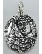 Medalla Virgen de la O de Triana Sevilla