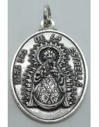 Medalla Virgen de la Estrella de Coria del Rio