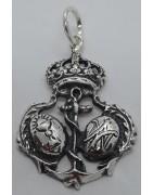 Medalla Escudo Hermandad Esperanza de Triana