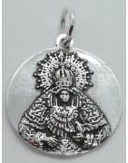 Medallas Virgen de la Paloma de Malaga