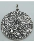 Medalla Virgen de la Cinta