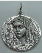 Medalla Virgen de la Macarena