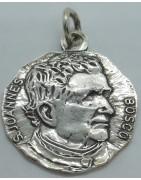 Medalla San Juan Bosco